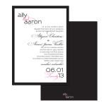 wedding invitation dSy invitations