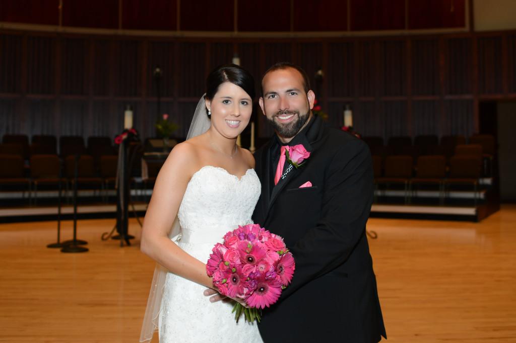Ally + Aaron  The Happy Couple