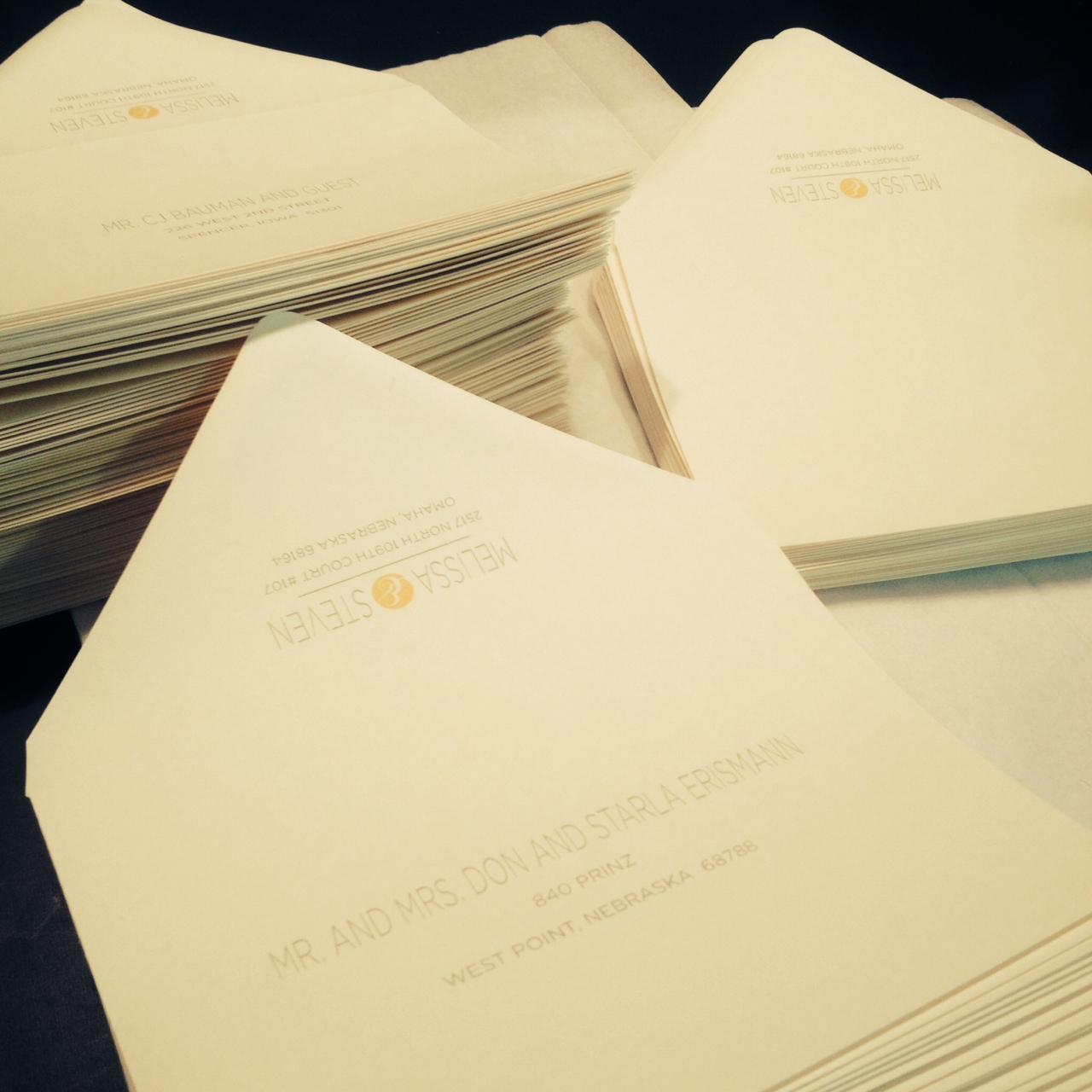 Address Printing