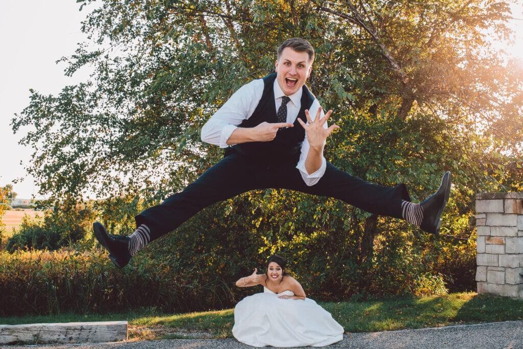 engaged Omaha, Nebraska wedding planning invitations