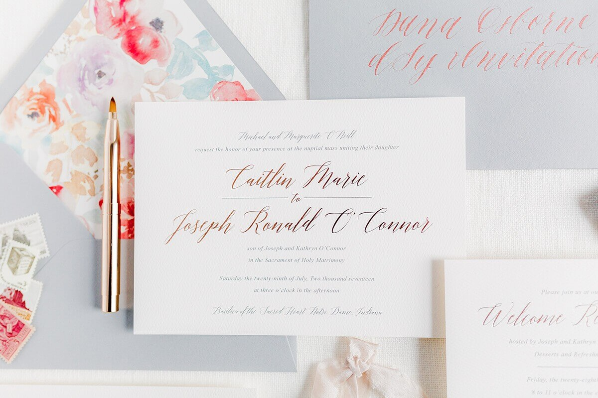 Dana Osborne | wedding invitations | Omaha, Nebraska | Dana Osborne ...