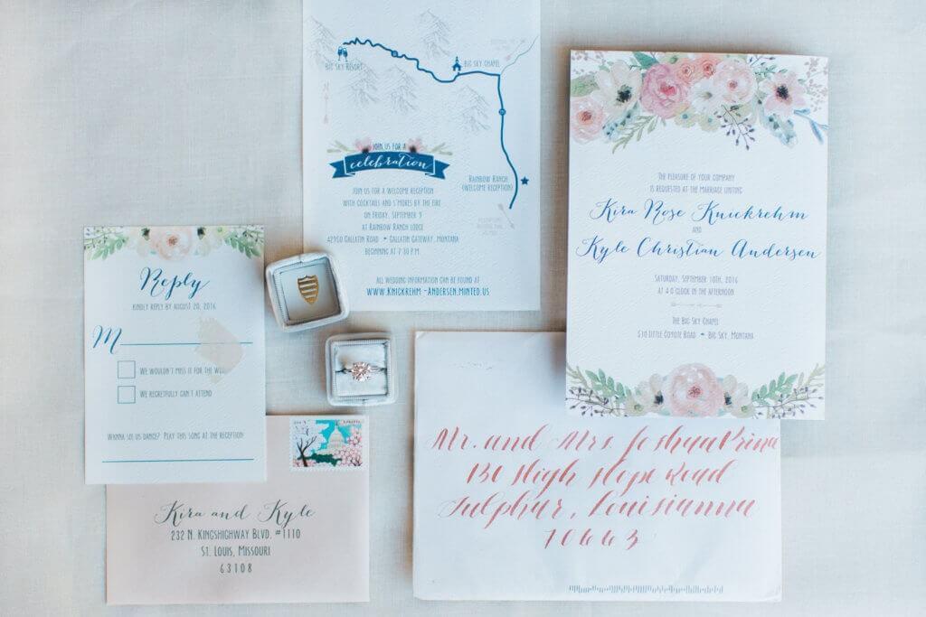 wedding invitations Archives | Dana Osborne Design
