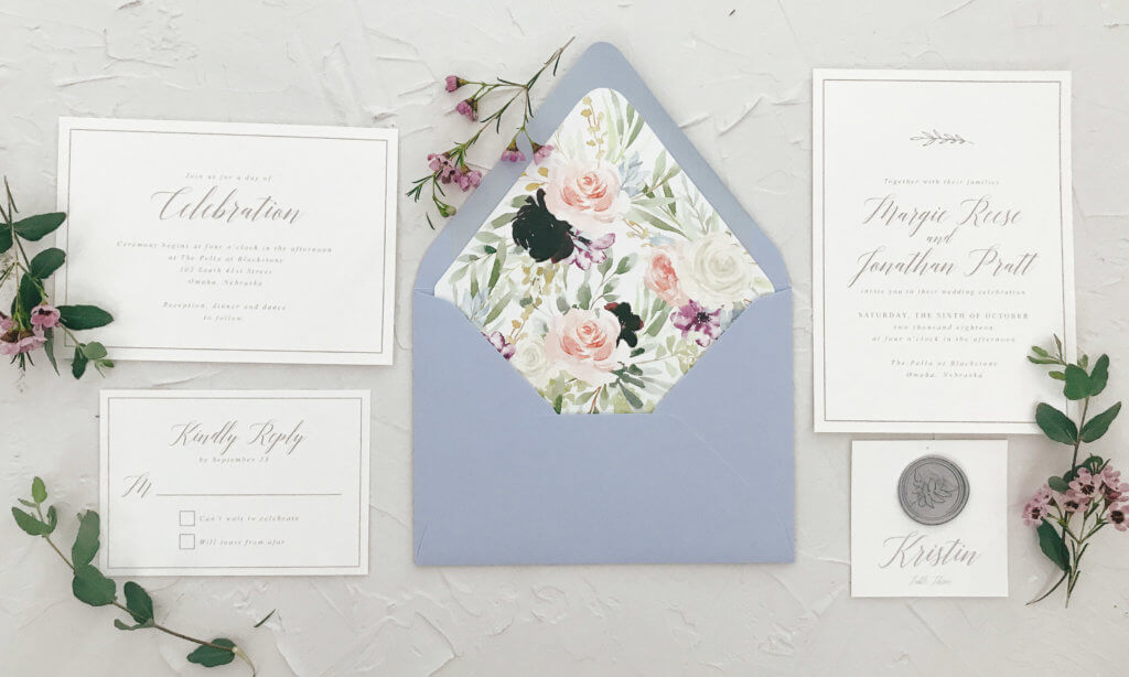 what to expect when you hire an invitation designer dana osborne
