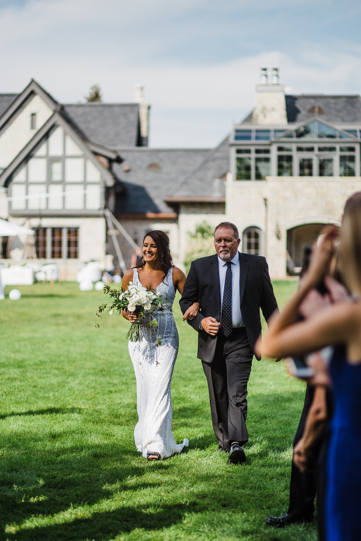 Denver Colorado Outdoor Wedding Dana Osborne Design