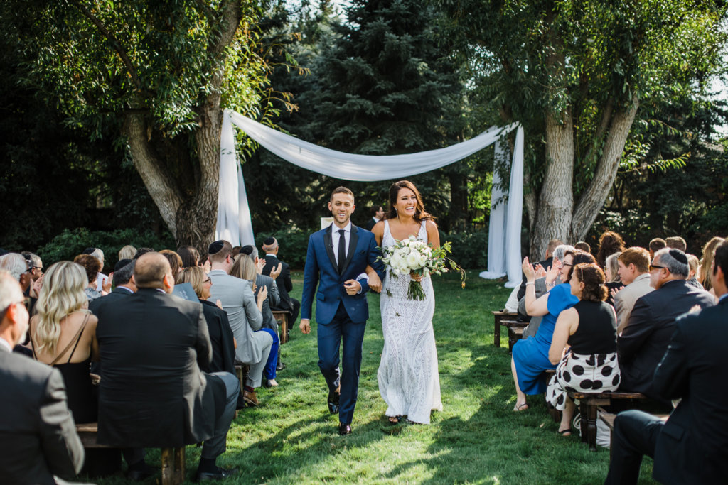 Outdoor Denver Colorado Wedding Dana Osborne Design
