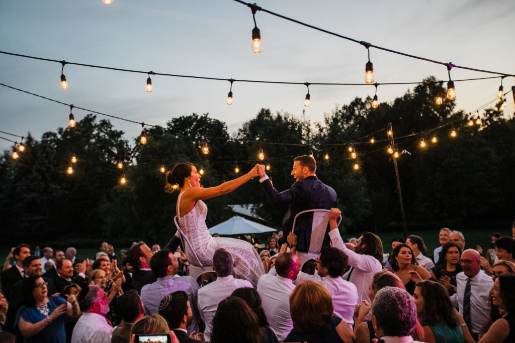 Jewish Wedding Dana Osborne Design