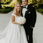 Blush wedding invitations, classic wedding invitations, calligraphy wedding invitation, blush and gold wedding