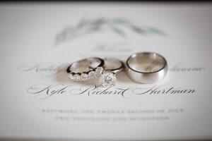 wedding invtitations, Omaha, Lincoln, Nebraska, Dana Osborne Design