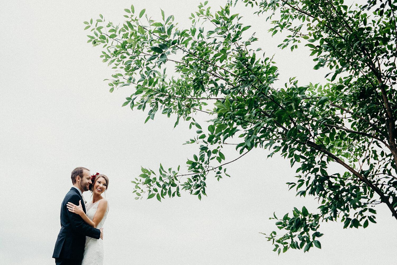 dana osborne design wedding couple tree