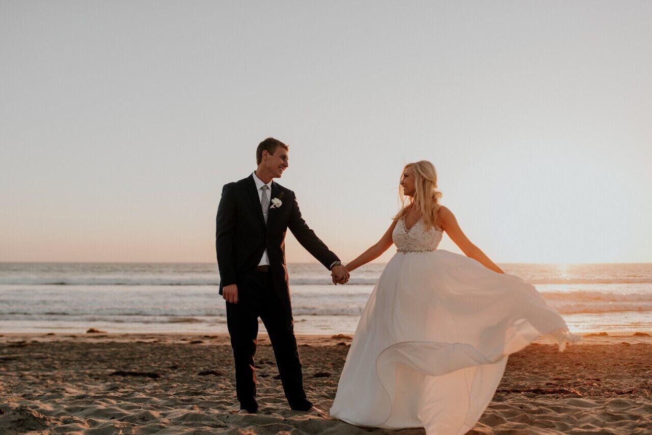california destination wedding beach marriage dana osborne design