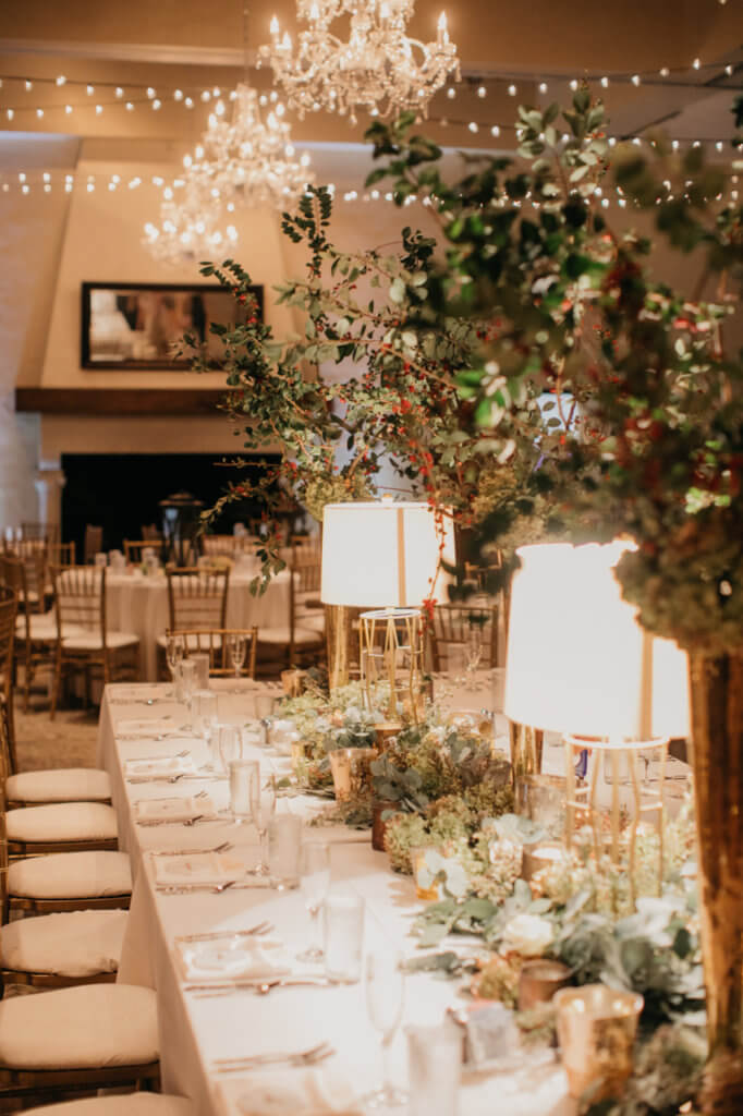 hillcrest country club wedding dana osborne design lincoln nebraska