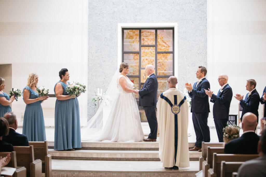St Roberts Omaha Wedding Dana Osborne Design
