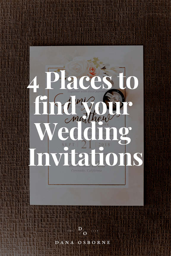 wedding invitations, dana Osborne design, Omaha, midwest, affordable, find wedding invitations