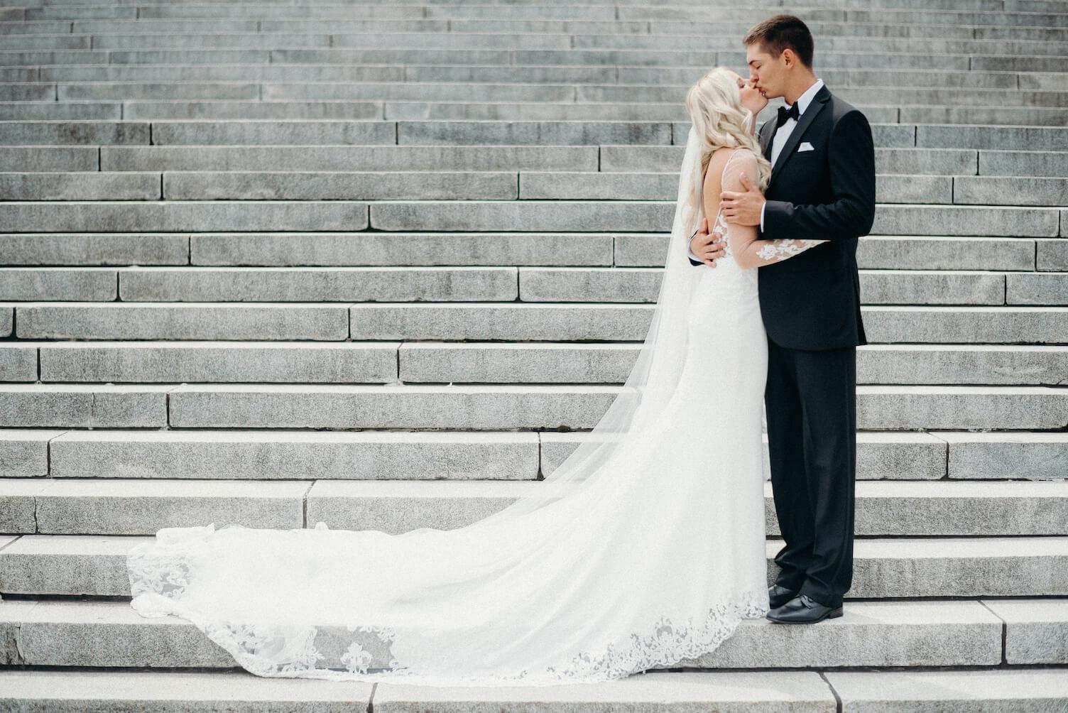 Lincoln Capital Building Wedding Dana Osborne Design
