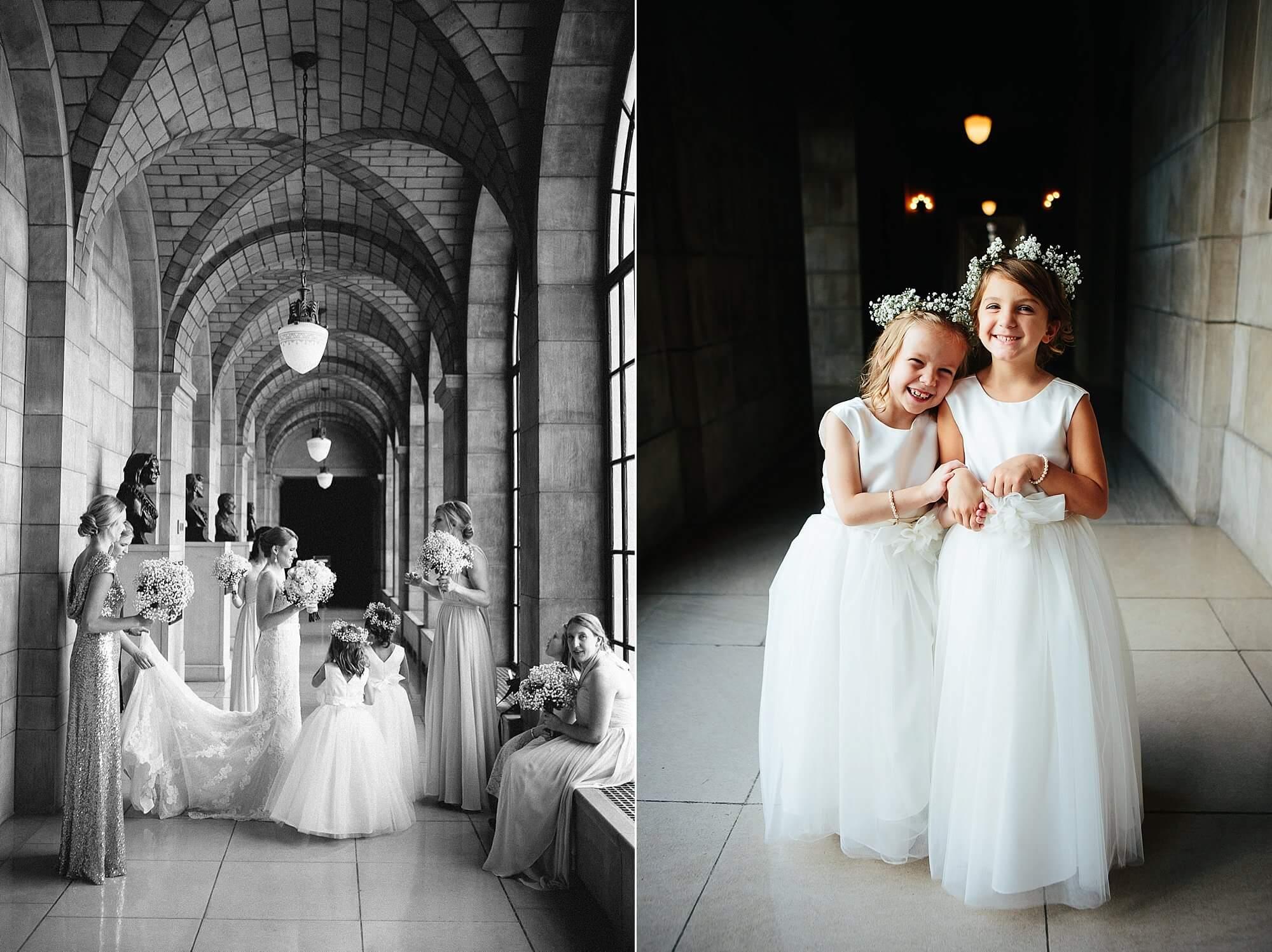 Lincoln, Nebraska  |  Blush, neutral wedding tones  |  Dana Osborne Design Wedding Invitations