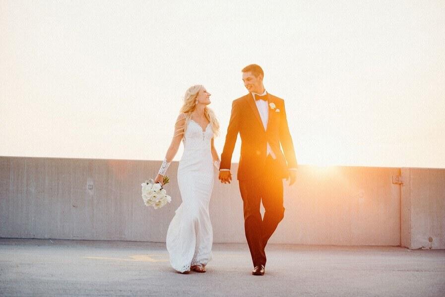 Haley Trenton Lincoln Nebraska Wedding Dana Osborne Design