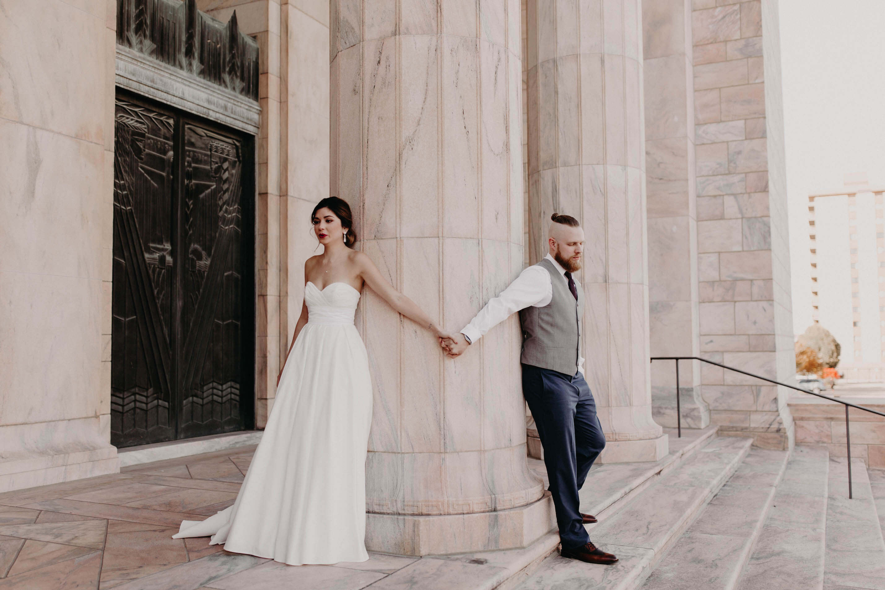 joslyn art museum wedding omaha dana osborne design