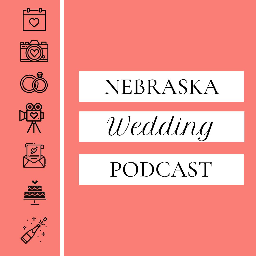 Nebraska Wedding Podcast Dana Osborne Design Omaha, Nebraska