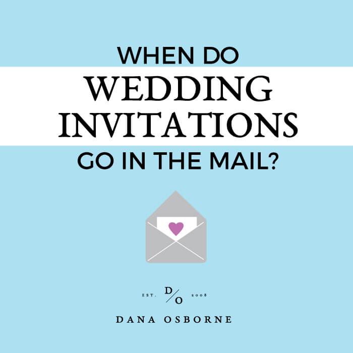 invitations, wedding, mail, date, dana Osborne design, Omaha, midwest