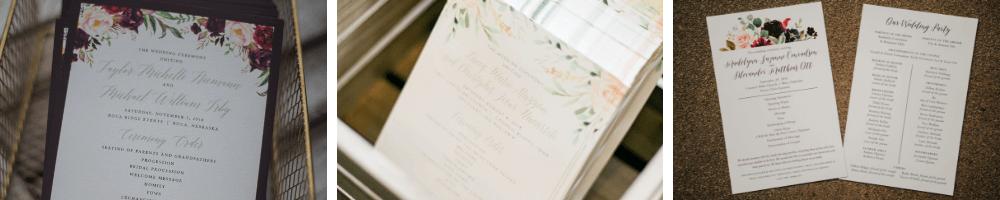 Wedding-Ceremony-Programs
