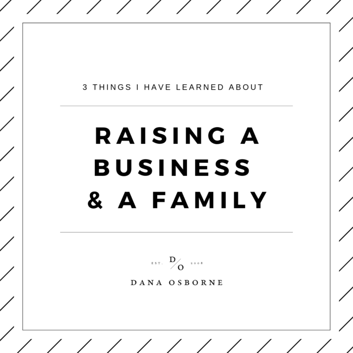 raising family, running business, dan osborne design