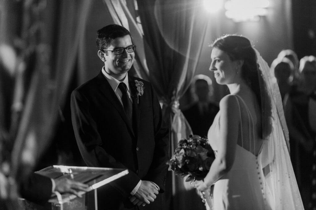 Durham Museum Wedding Ceremony, Omaha  |  Dana Osborne Design