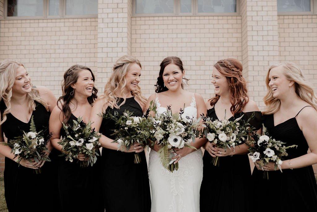 wedding invitations bridesmaid omaha nebraska